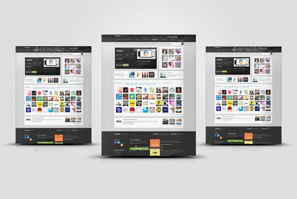 Website-Pages-Mockup-PSD
