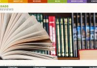 WordPress Book review Theme