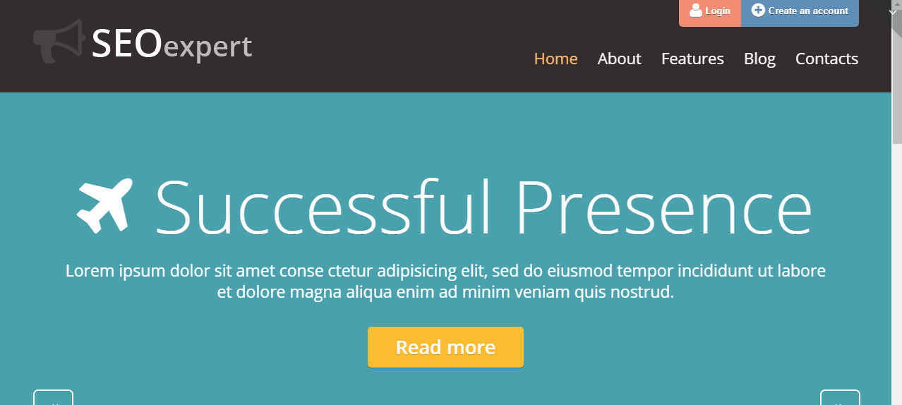 WordPress Digital Marketing Theme