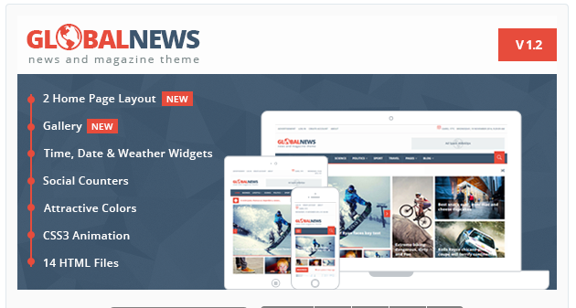 magazine template website news template newspaper newsletter template