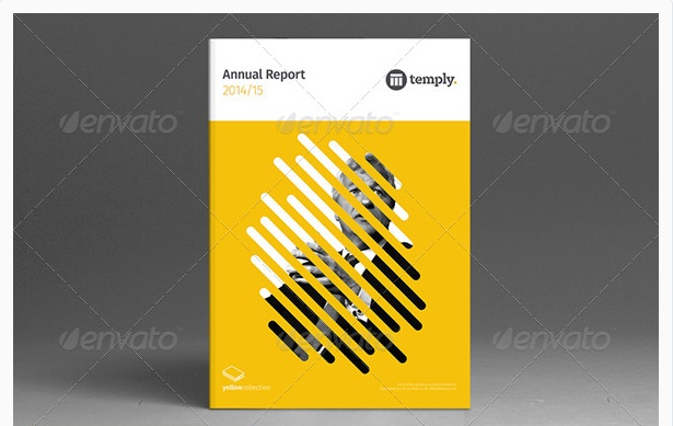 template for report business template professional it report template