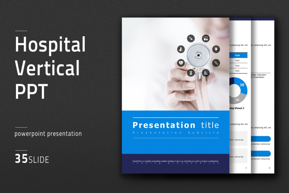 15  medical powerpoint template for medical care and