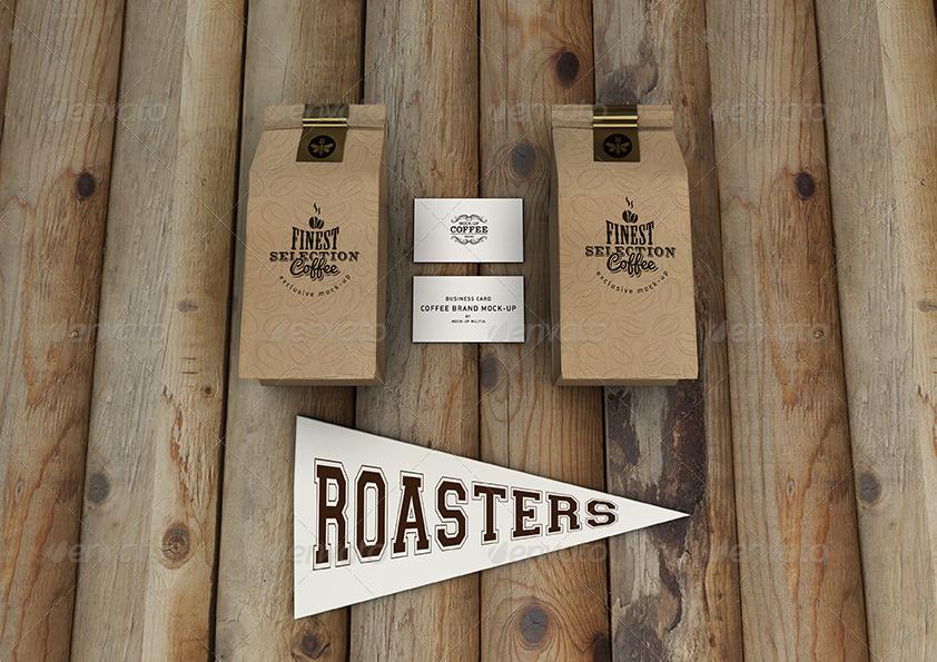 Coffee-Branding-Mock-Up-full branding mockup psd template
