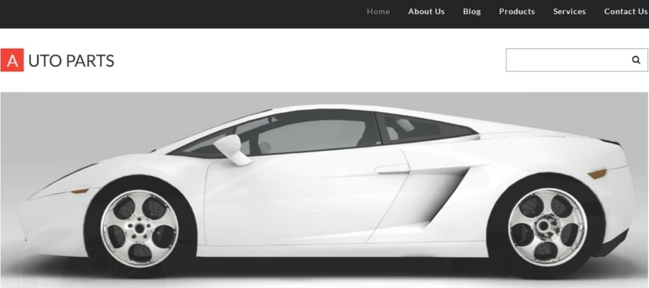 Automotive Wordpress Theme