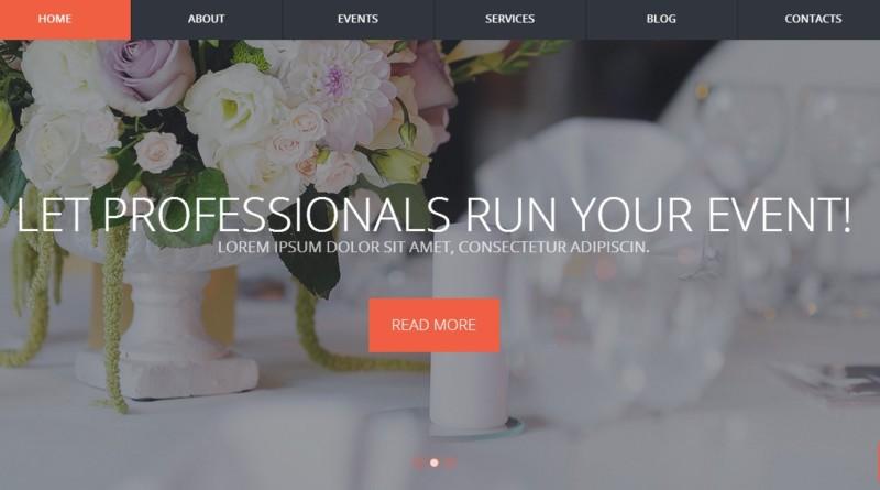 Best Wordpress Event Planners Theme