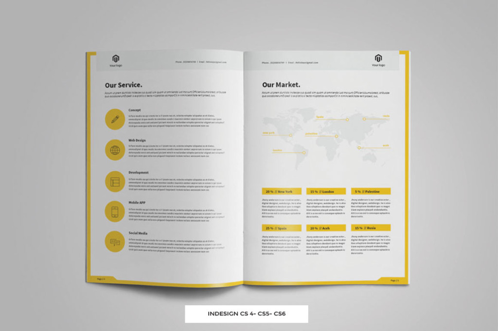 Business Development Proposal Template