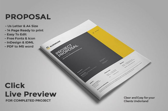 15 Business Proposal Template Ms Word Psd Ai And Eps Format