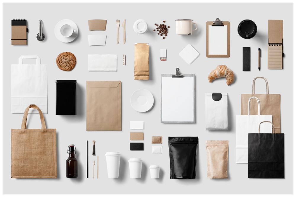 Coffe Branding Mockup PSD Pack