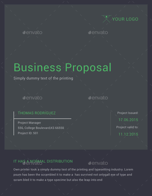 EPS and Ai Real Estate Proposal Template