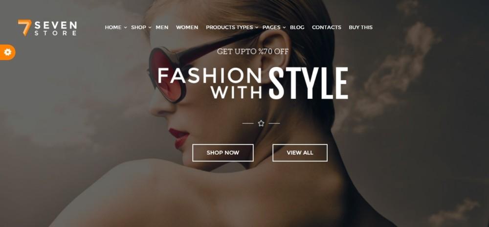 Easy Customizable WordPress eCommerce Theme
