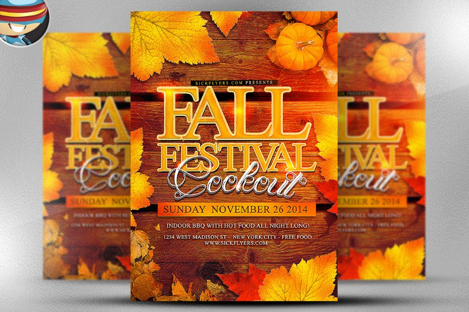 Editable Event Flyer Template