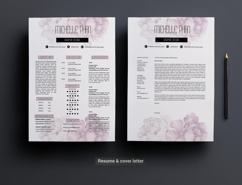 Elegant Cover Letter Template