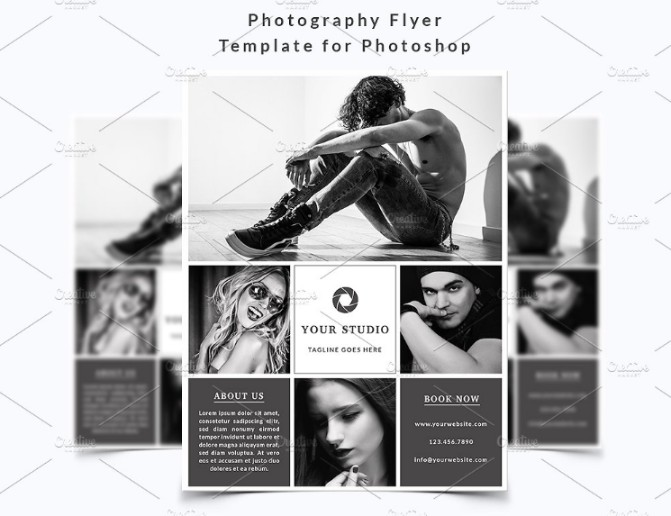 Elegant Photography Flyer