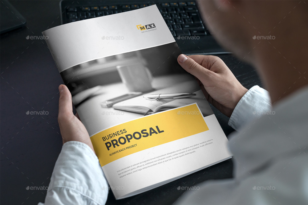 Fully Customizable Real Estate Proposal Template