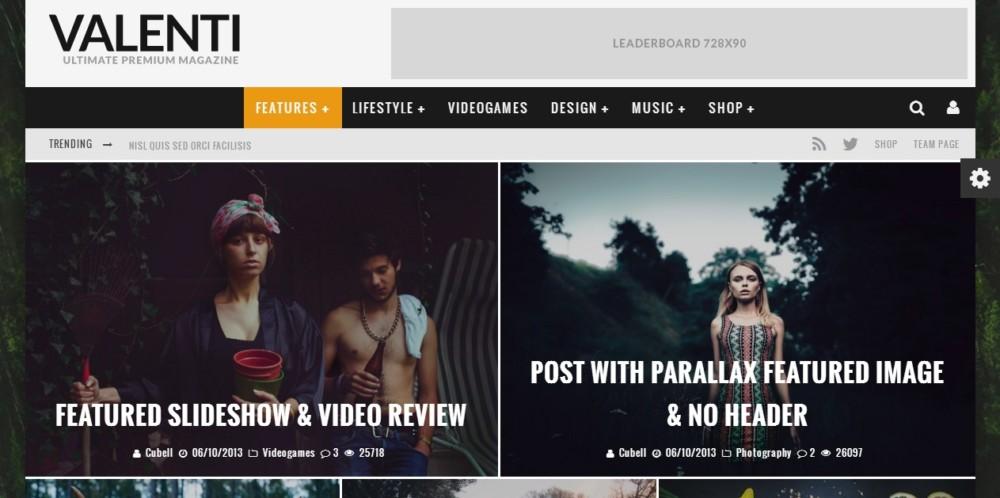 HD WordPress Review Theme