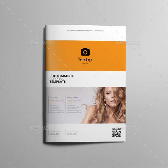 InDesign Photography Proposal Template