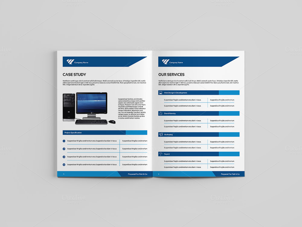 10+ Software Development Proposal Template Word, Psd And Eps