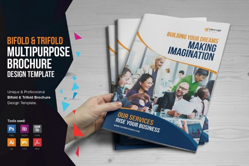 Multi Purpose Brochure Template