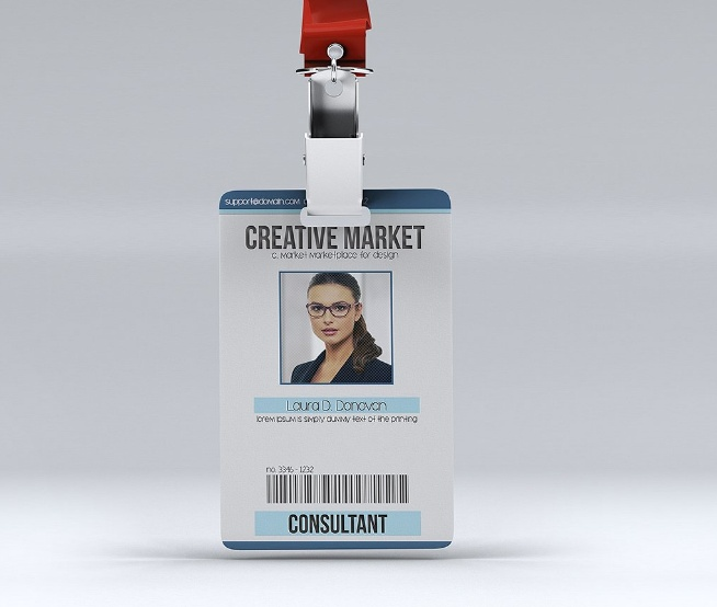 Multipurpose ID Card Template