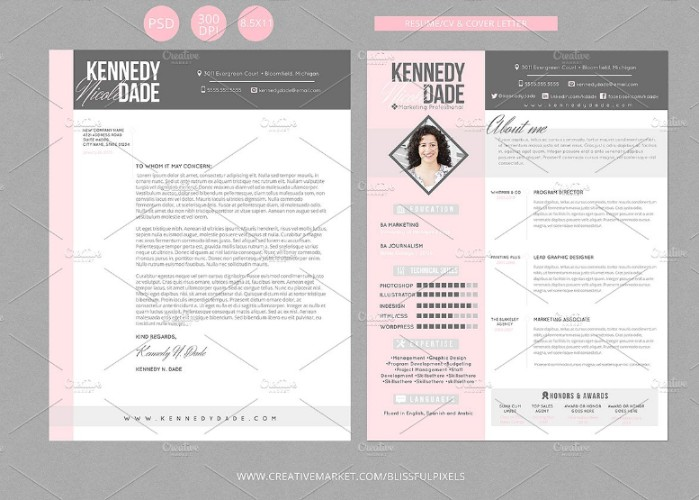 Online Marketing Resume
