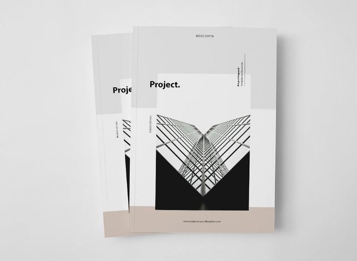 Print Ready Proposal Template
