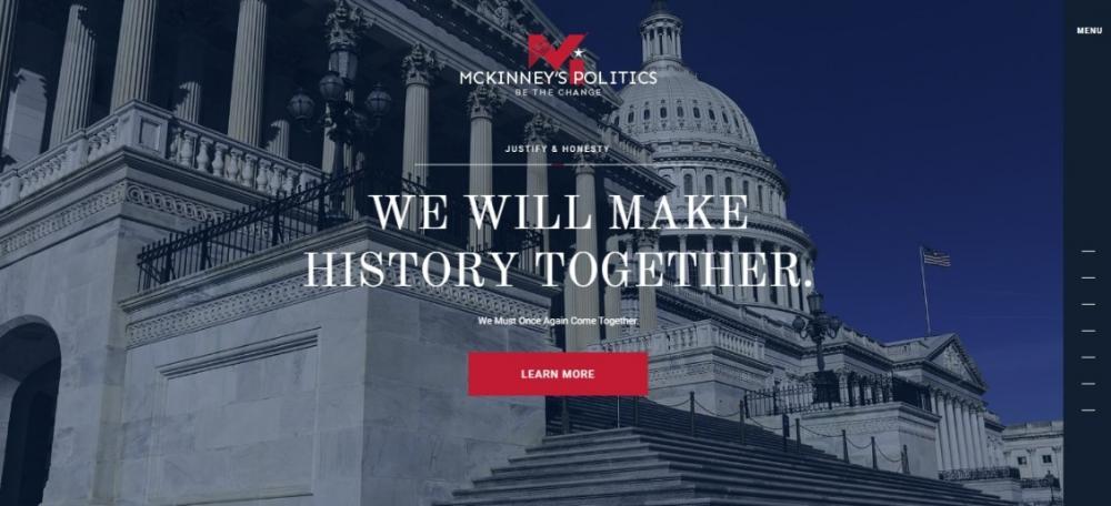 SEO Ready Political WordPress Theme