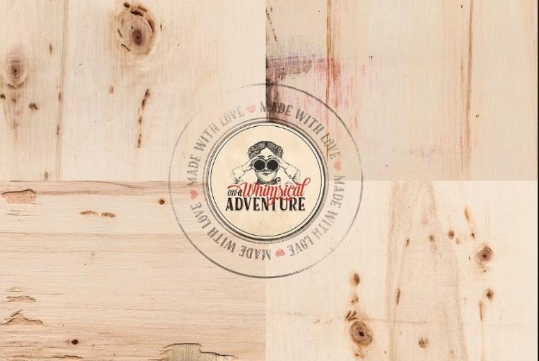 Wood Venner Texture PSD