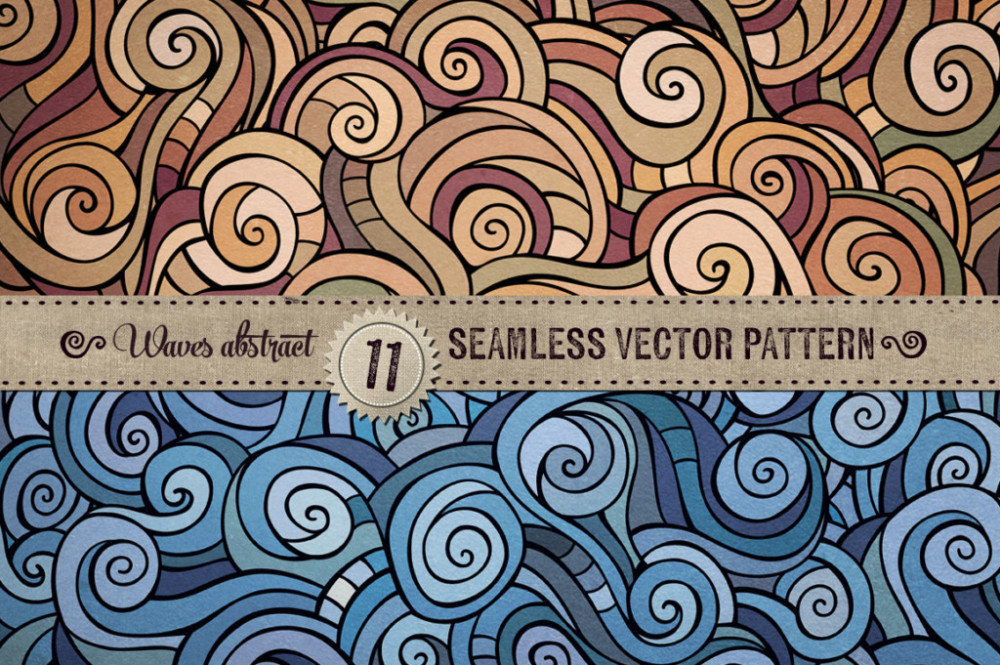 waves-seamless-patterns
