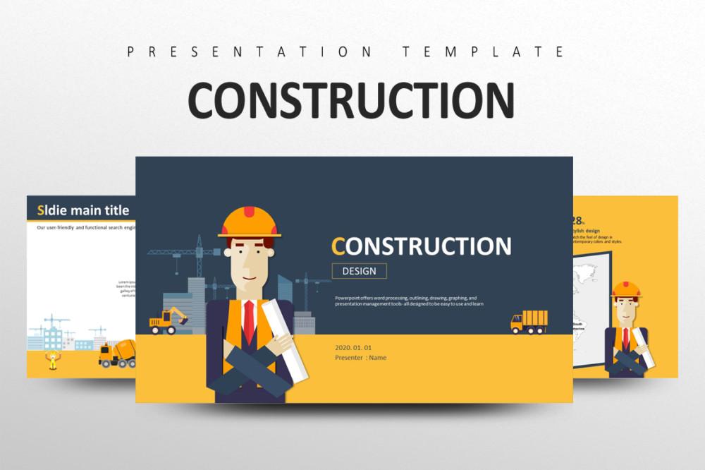 Contractor excavating business plan bundle My contractor plan
