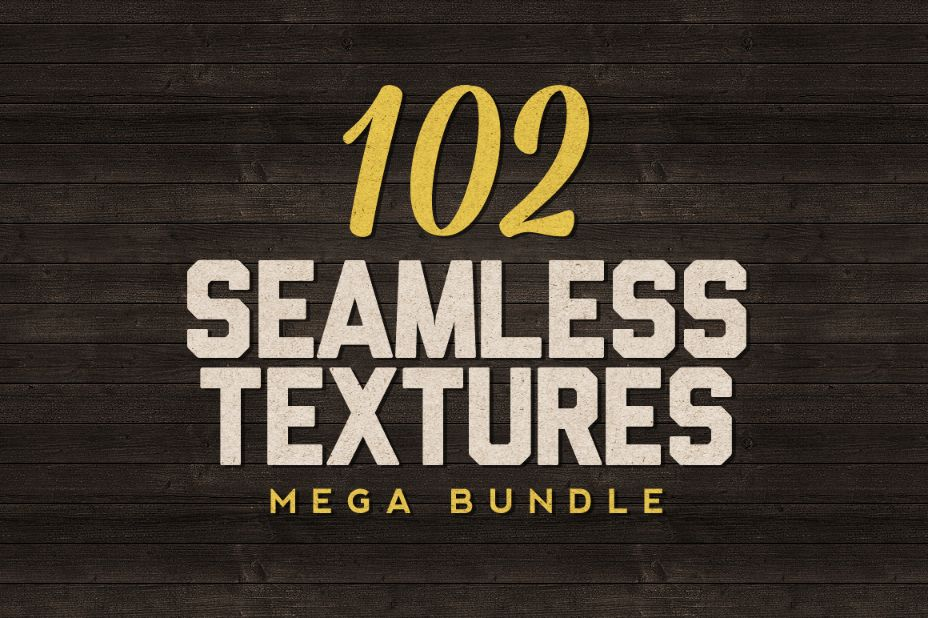 102 Seamless Wood Textures Bundle