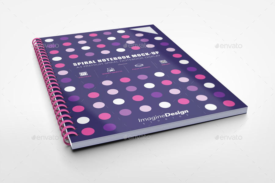A4_Spiral_Notebook_Mockup_book cover mockup package