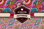 15+ Amazing Wave Seamless Patterns