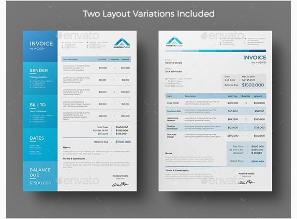 invoicelayoutinvoiceexamplebusinessinvoicetemplateinvoice – Invoice Layout Example