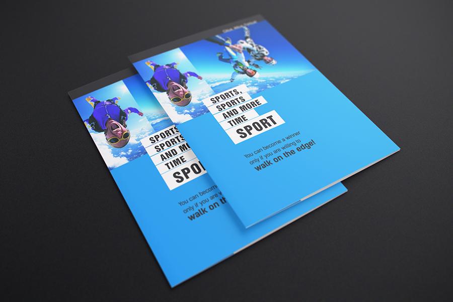 design-best post card mockup template psd envelope cover