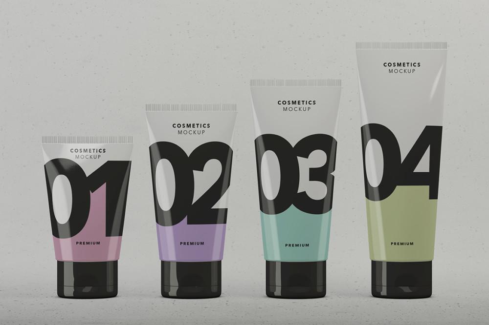 cosmetics_package_mockup_bisnaga_graxaim_clasic bottle mockup