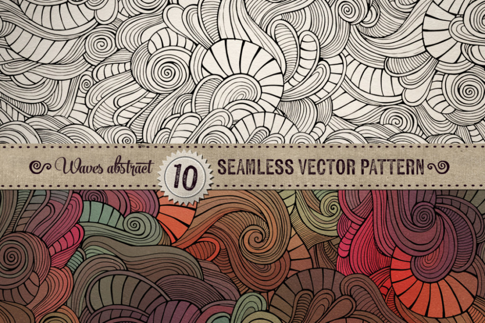 vector-free-seamless-pattern