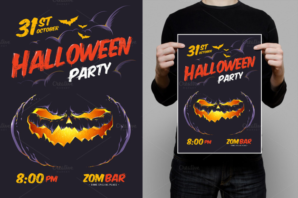 halloween-party-flyer-templates-free