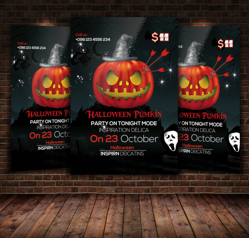 flyer-mockup-style-printable-halloween-invitations-halloween