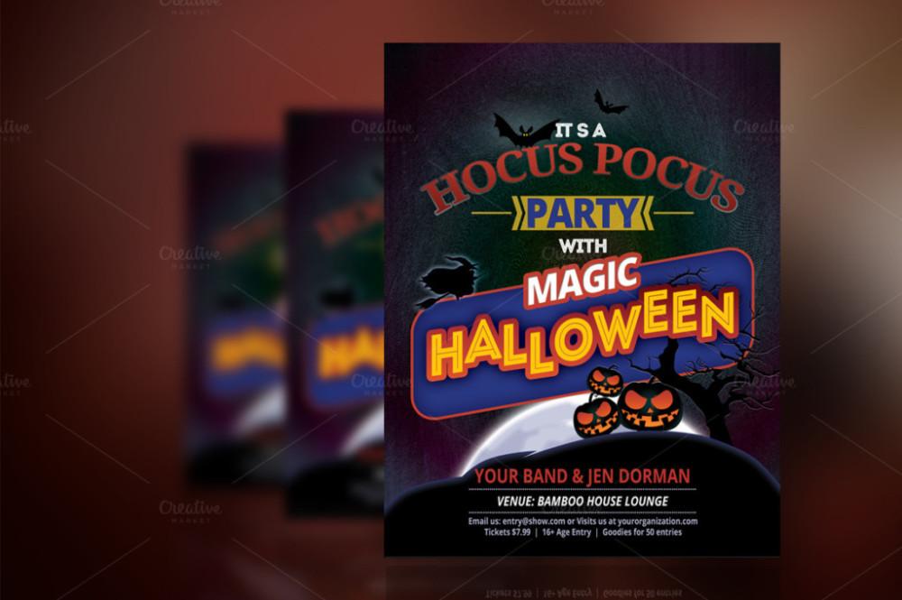 multipurpose-business-flyer-invitations-halloween-flyer-halloween-flyer