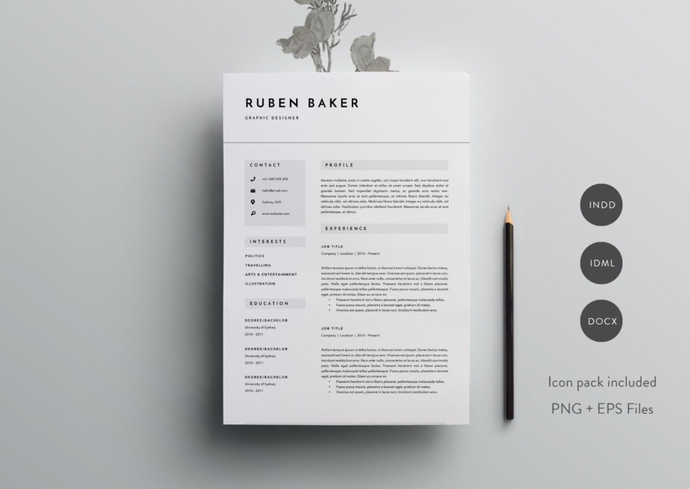 3-page-designer-resume-template