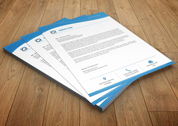 company-letterhead-templates-free