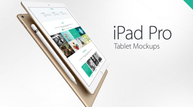 20+ High Quality Apple Device PSD Mockups