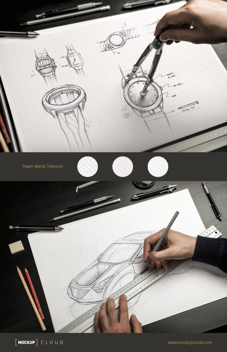 wireframe website app design mockup skatesh hand mockup