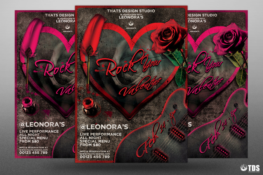 rock-your-valentine-flyer-template-party-poster-template-best-flyer-design-concert-poster-template