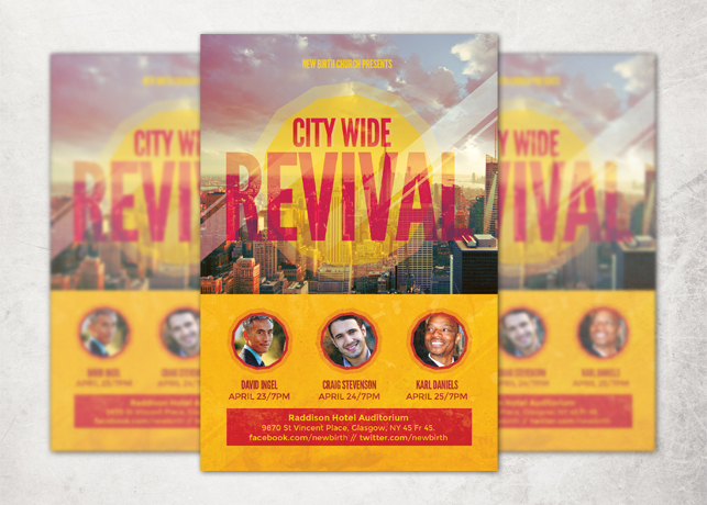 city-wide-revival-church-flyer-church-flyer-template-flyer-templates-flyer-design-free-flyer