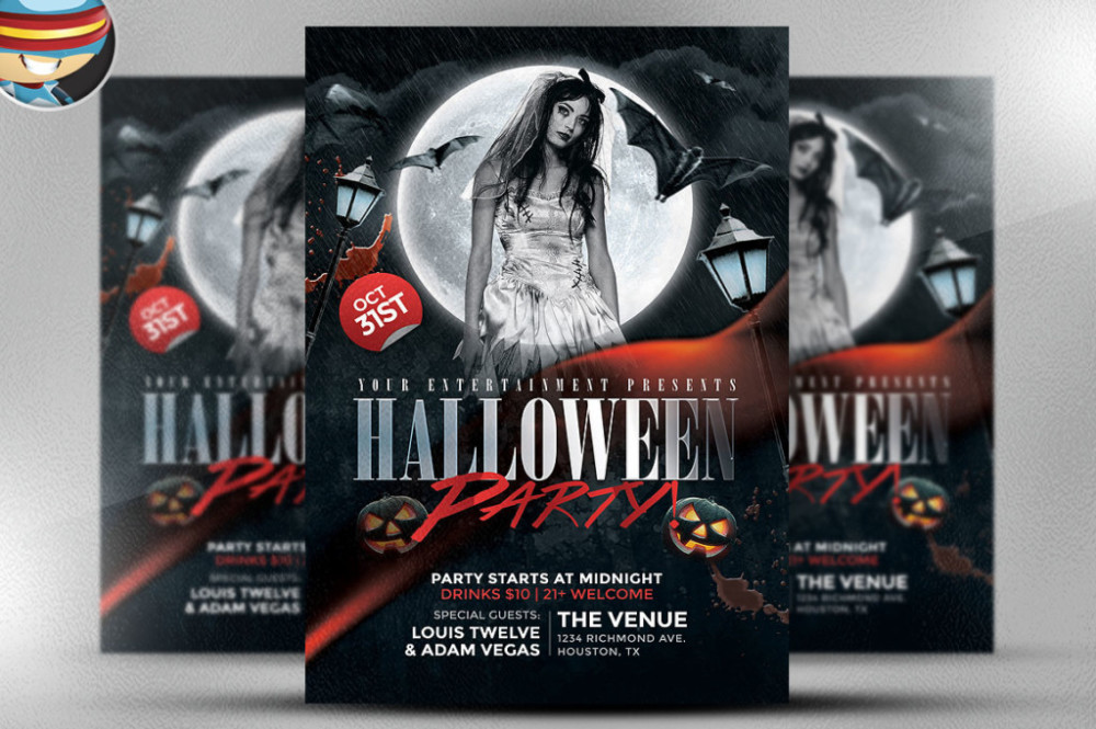 halloween-club-flyer-template-halloween-party-flyer-templates-free