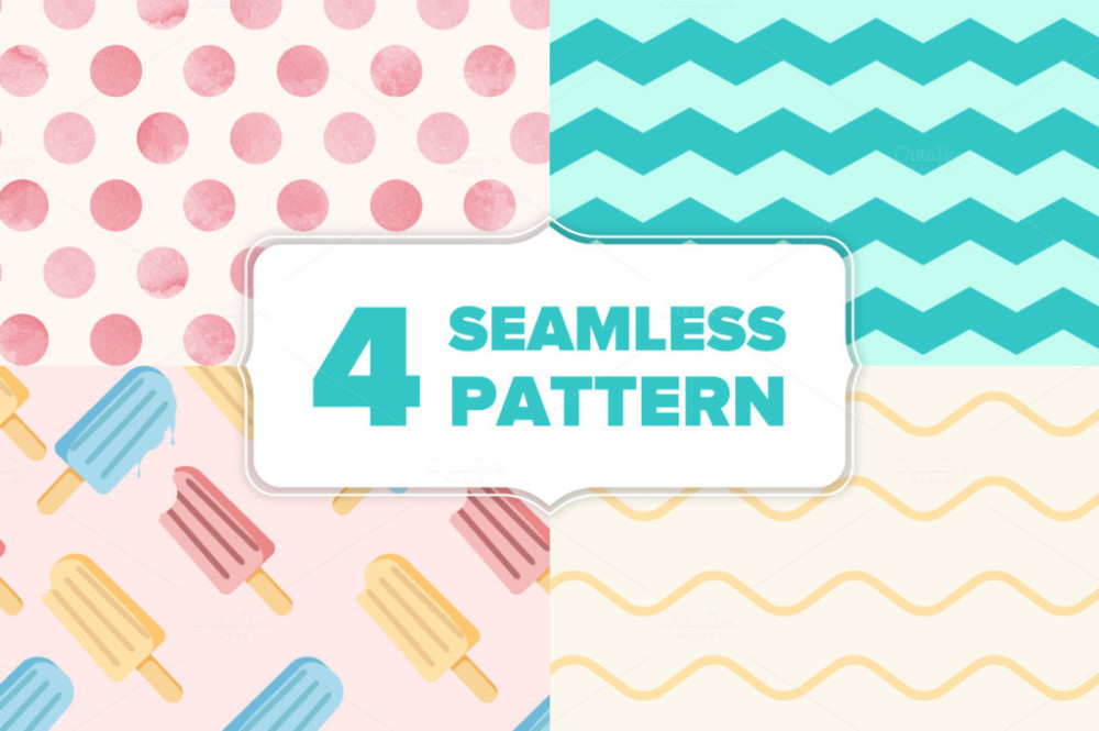 seamless-waves-free-graphic-patterns