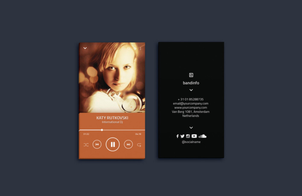 night-club-business-card-sound-engineer-business-card