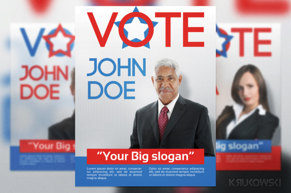 15+ Best Political Flyer And Poster Psd Templates - Graphic Cloud