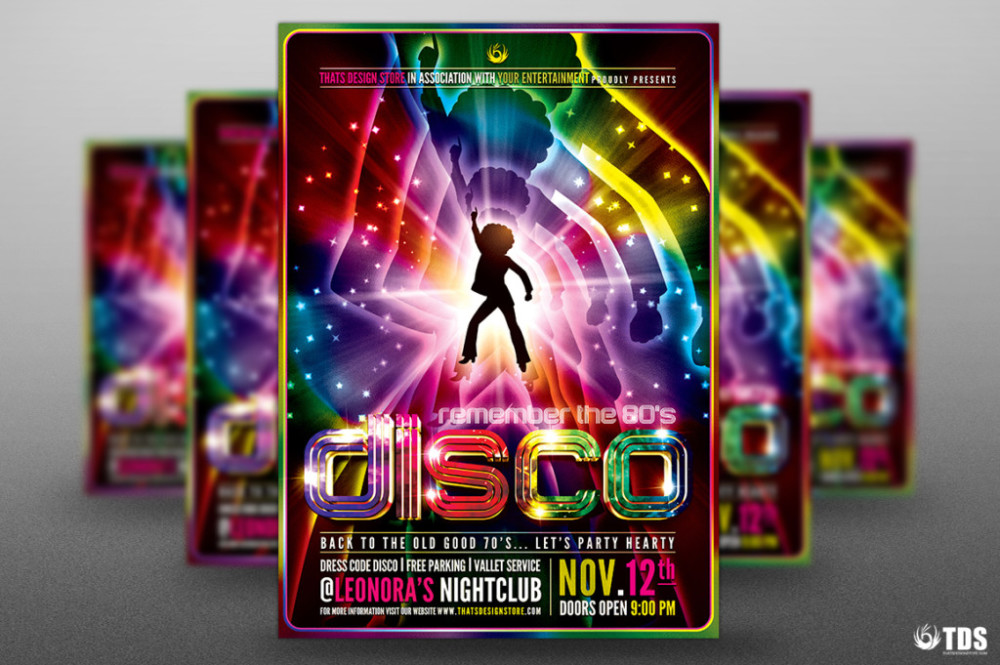 remember-disco-flyer-template-templates-party-flyer-free-flyers-leaflet-template
